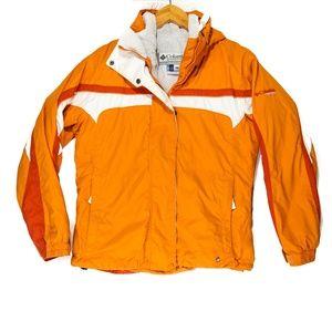 Columbia Core Interchange Vertex Orange Jacket